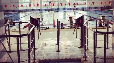 Photo of Pool Атлантика at Бухарестская Ул., 22, К. 4, Лит. А, Санкт-Петербург, Russia