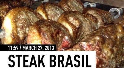 Photo of Brazilian Restaurant Steak Brasil at 190 Se 1st Avenue, Downtown Miami, FL 33131, United States