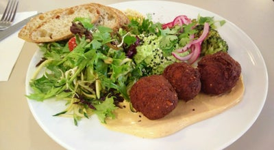 Photo of Vegetarian / Vegan Restaurant Roots Kitchen at Kauppahalli, Finland