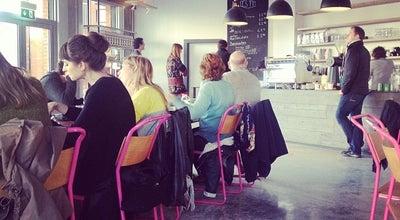Photo of Coffee Shop Established Coffee at 54 Hill St, Belfast BT1 2LB, United Kingdom