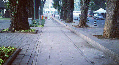 Photo of Park Taman Suropati at Jalan Diponegoro, Jakarta Pusat 10310, Indonesia