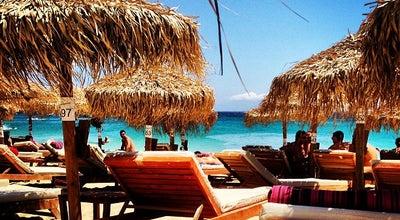 Photo of Beach Ελιά (Elia Beach) at Παραλία Ελιά, Μύκονος 846 00, Greece