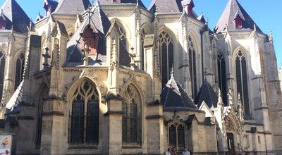 Photo of Church Église Saint-Maurice at Parvis Saint-maurice, Lille 59000, France