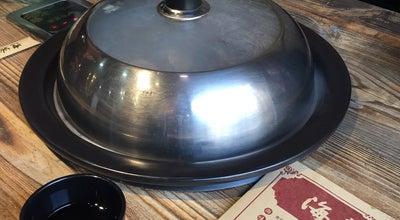 Photo of BBQ Joint 王姐烧烤 Wangjie BBQ at 113 Zhongshan Rd., Qingdao, Sh, China