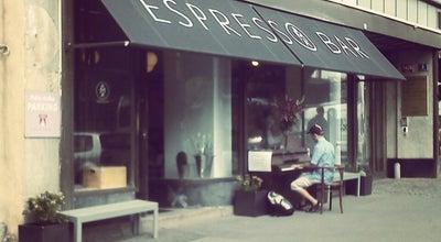 Photo of Cafe Ema Espresso Bar at Na Florenci 3, Prague 110 00, Czech Republic