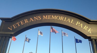 Photo of Park Elgin Veteran's Memorial Park at Grove Ave., Elgin, IL 60120, United States