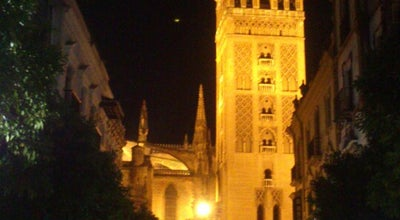 Photo of Church Cathedral of Seville at Spain