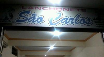 Photo of Diner Lanchonete São Carlos at Célio Martins, Brazil