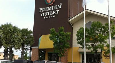 Photo of Outlet Store Premium Outlet Khao-Yai (พรีเมี่ยมเอาท์เล็ท เขาใหญ่) at 888 Moo 7 Mittraphap Rd, Pak Chong 30130, Thailand