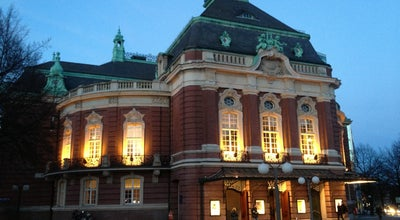 Photo of Concert Hall Laeiszhalle at Johannes-brahms-platz, Hamburg 20355, Germany