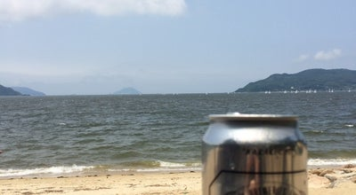 Photo of Beach 生の松原海水浴場 at 生の松原, 福岡市西区, Japan