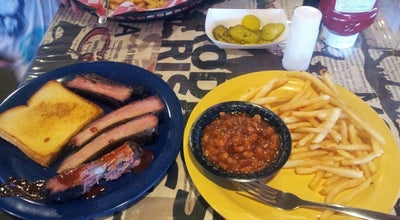 Photo of BBQ Joint Cowboys at 401 N York St, Muskogee, OK 74403, United States