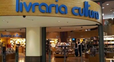 Photo of Bookstore Livraria Cultura at Shopping Market Place, São Paulo 04583-903, Brazil
