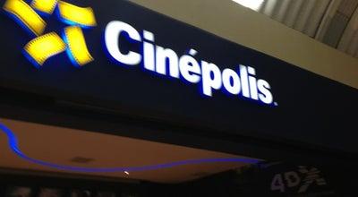 Photo of Movie Theater Cinépolis at Avenida Adolfo Ruíz Cortinez 1840 Col. El Carrizal Cp 86108, Villahermosa 86108, Mexico
