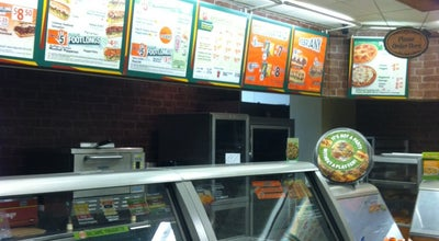 Photo of Sandwich Place Subway - Holmes Student Center at 340 Carroll Ave, Dekalb, IL 60115, United States