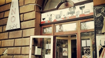 Photo of Cafe Kino Café at Szent István Krt. 16., Budapest 1137, Hungary