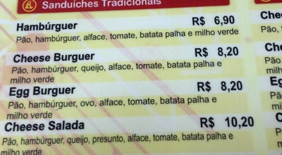 Photo of Burger Joint Hamburgão at Brazil