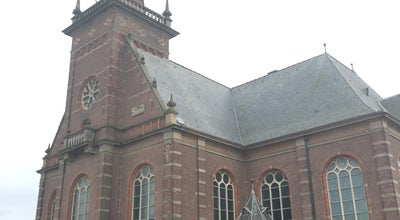 Photo of Church Nieuwe Kerk at Zuidstraat 109, Katwijk, Netherlands