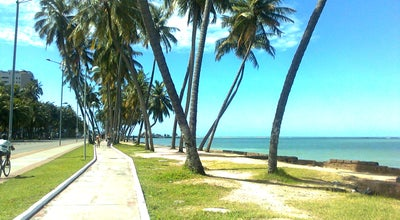 Photo of Beach Praia da Avenida at Pr. Da Avenida, Maceió, Brazil