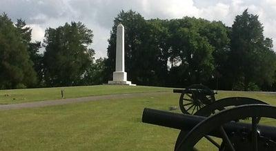 Photo of Monument / Landmark McFadden Farm Artillery Monument at 211 Bridge Ave, Murfreesboro, TN 37129, United States