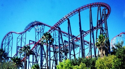 Photo of Theme Park Six Flags Magic Mountain at 26101 Magic Mountain Pkwy, Valencia, CA 91355, United States