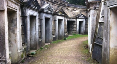 Photo of Cemetery Highgate Cemetery at Swain's Ln, Highgate N6 6PJ, United Kingdom