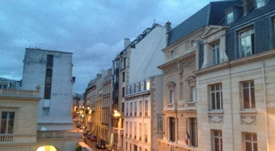 Photo of Hostel BVJ at 44 Rue Des Bernardins, Paris, France