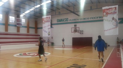 Photo of Basketball Court Gimnasio Rubén Chico Rodríguez  (ISSSTEZAC) at Mexico