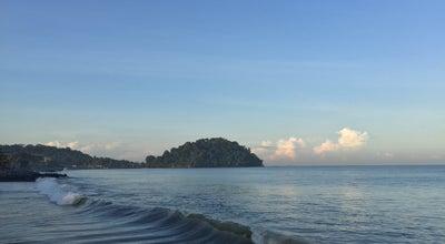 Photo of Beach Taplau at Jl. Samudra, Padang, Indonesia