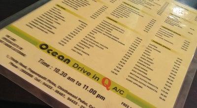 Photo of Asian Restaurant Ocean restaurant at Coimbatore, India