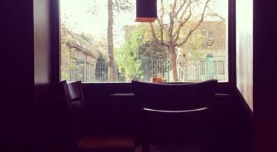Photo of Cafe Nazdik Café | کافه نزدیک at #5, Qods St., Enqelab St., Tehran, Iran