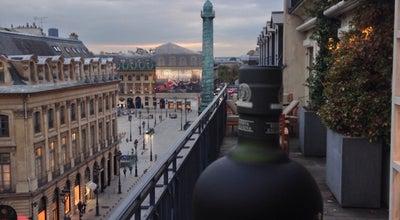 Photo of Hotel Park Hyatt Paris-Vendome at 5 Rue De La Paix, Paris 75002, France