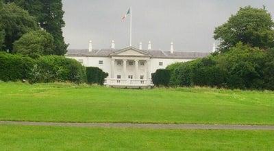 Photo of Monument / Landmark Áras an Uachtaráin at Phoenix Park, Dublin 8, Ireland