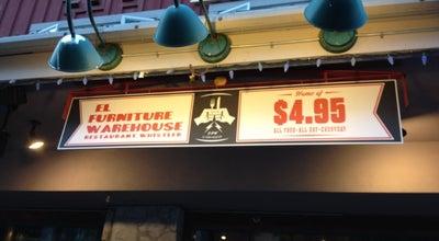 Photo of Restaurant El Furniture Warehouse Whistler at 4314 Main St, Whistler, BC V0N 1B4, Canada