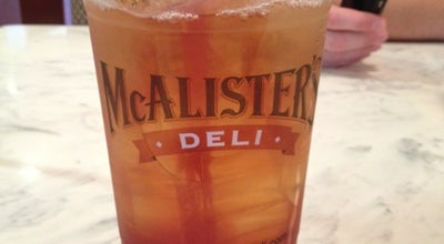 Photo of Restaurant McAlister's Deli at 2510 E 3rd St, Bloomington, IN 47401, United States