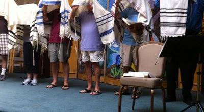 Photo of Synagogue Congregation B'nai Israel at 2111 Bryan Ave, Tustin, CA 92782, United States