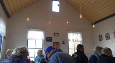 Photo of Cafe Fjöruhúsið at Iceland
