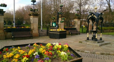 Photo of Park Alexandra Park at 10 Sannox Gardens, Glasgow G31 3JE, United Kingdom