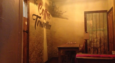 Photo of Coffee Shop The Coffee Traveller at 58 Thames Rd, Chiswick W4 3RE, United Kingdom