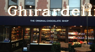 Photo of Chocolate Shop Ghirardelli Chocolate Marketplace at 900 N Point St, San Francisco, CA 94109, United States