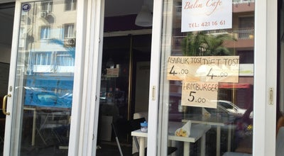 Photo of Diner Balım Cafe at Mimar Sinan Cad. No 12, Izmir, Turkey