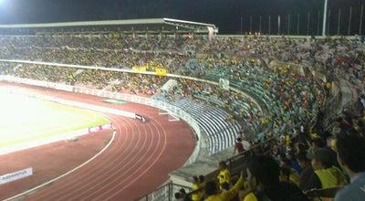 Photo of Stadium Stadium Perak at Kompleks Sukan Mbi, Ipoh 31400, Malaysia
