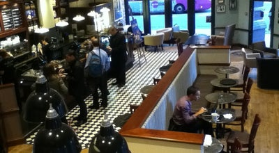 Photo of Coffee Shop Caffè Nero at 58 Peter Street, Manchester M2 3NQ, United Kingdom