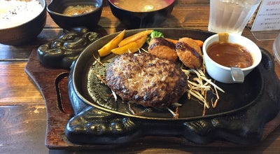 Photo of Steakhouse Hamburger Steak JUNK at 鋳物師2-71, 伊丹市, Japan