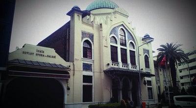 Photo of Opera House İzmir Devlet Opera ve Balesi at Milli Kütüphane Cad. 37- 39 Konak, İzmir 35260, Turkey
