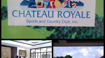 Photo of Golf Course Chateau Royale Sports And Country Club, Nasugbu, Batangas at Philippines