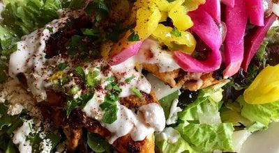 Photo of Mediterranean Restaurant Mediterranean Kitchen at 11412 Ne 124th St, Kirkland, WA 98034, United States