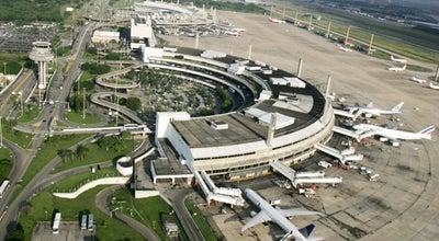 Photo of Airport Aeroporto Internacional do Rio de Janeiro / Galeão (GIG) at Av. Vinte De Janeiro, S/n, Ilha Do Governador 21941-570, Brazil