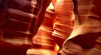 Photo of Trail Antelope Canyon at Antelope Canyon, Page, AZ 86040, United States