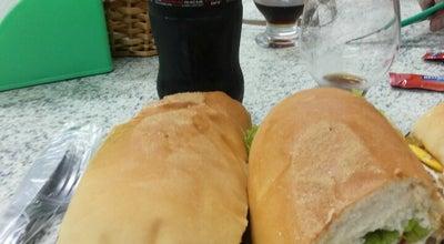 Photo of Burger Joint Lancheria Sorocabana at Domingos De Almeida, Rio Grande, Brazil